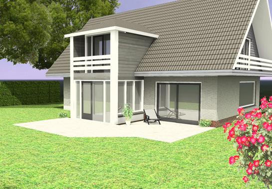 Van der Veen Advisering Advies Tarieven (ver)bouw woning